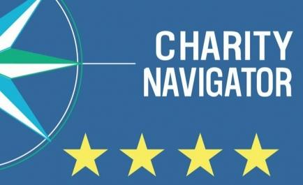 Charity Navigator 4 Sterne