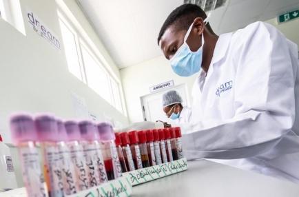 Das DREAM-Zentrum leistet unter anderem Hilfe bei der Bekämpfung von Cholera, HIV/AIDS und Covid-19.