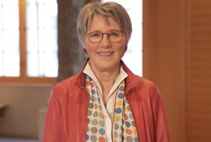 Im Rotary Talk gibt Inner Wheel Governor Hanna Lienhard einen Einblick in die Geschichte des Netzwerks.