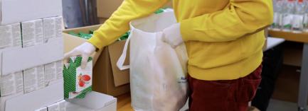 FoodScarnuz ist ein Hands-on-Projekt des Rotary Clubs Chur-Herrschaft.