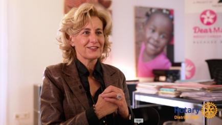 Sonja Dinner führte bis 2001 erfolgreich eine IT-Firma. Dann entschloss sie sich, andere Wege zu gehen.